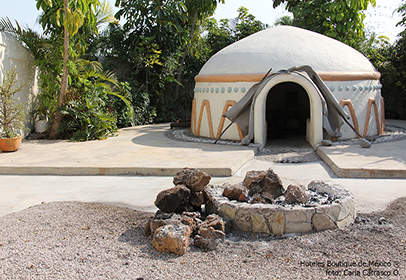 Temazcal Package 1 Night